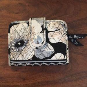 Vera Bradley Camellia bifold wallet
